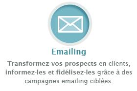 Prestation emailing