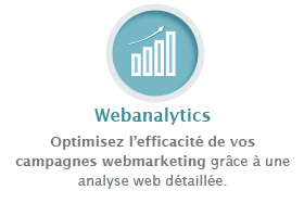 Prestation de webanalytics